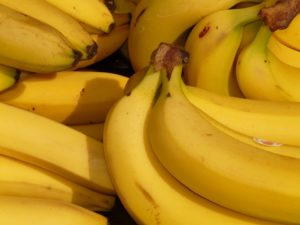 sonhar com banana