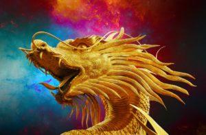 sonhar com dragão