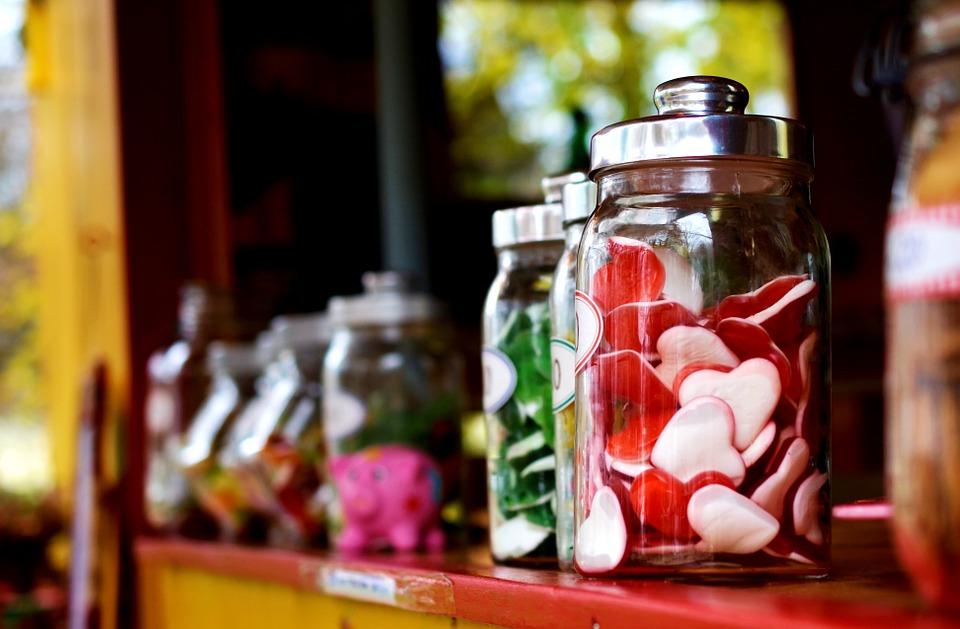 sonhar com doces