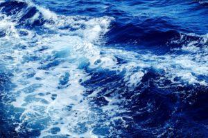 sonhar com mar agitado
