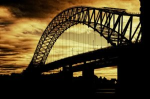 sonhar com ponte