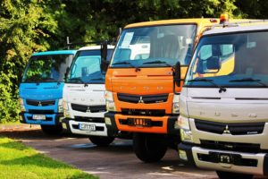 sonhar com caminhão
