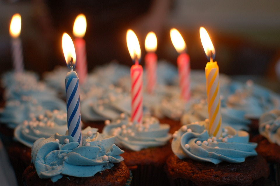 Sonhar com festa de aniversario