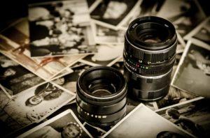 sonhar com fotografia
