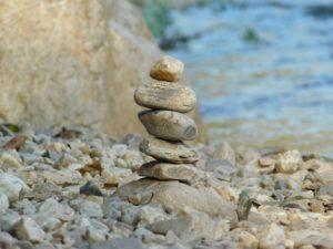 sonhar com pedras