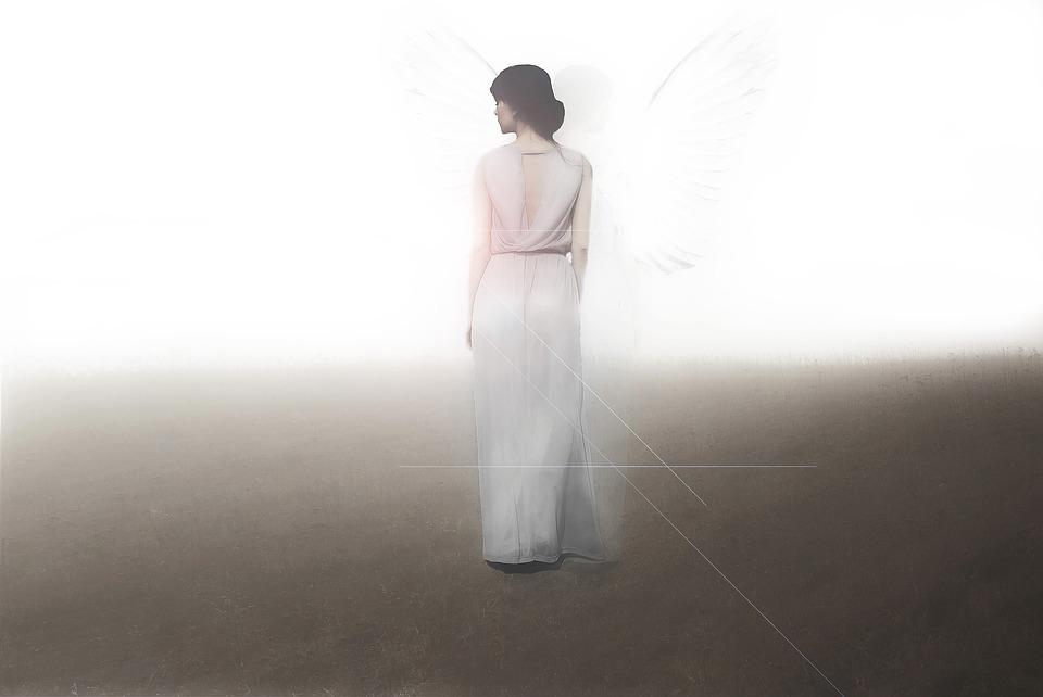sonhar com anjo