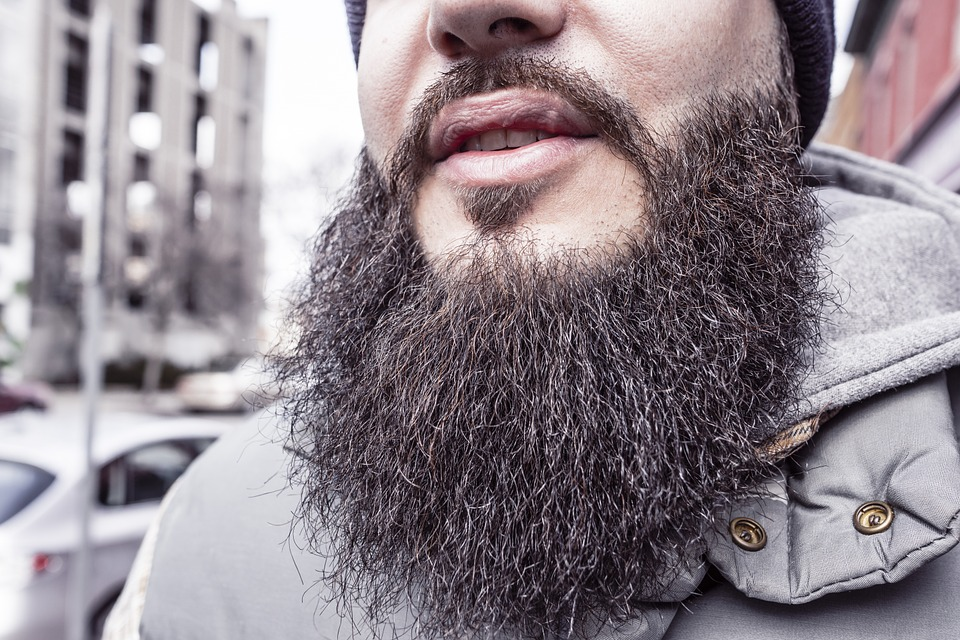 Sonhar com barba