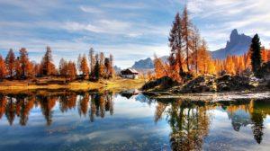 Sonhar com lago