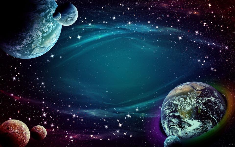 Sonhar com planetas