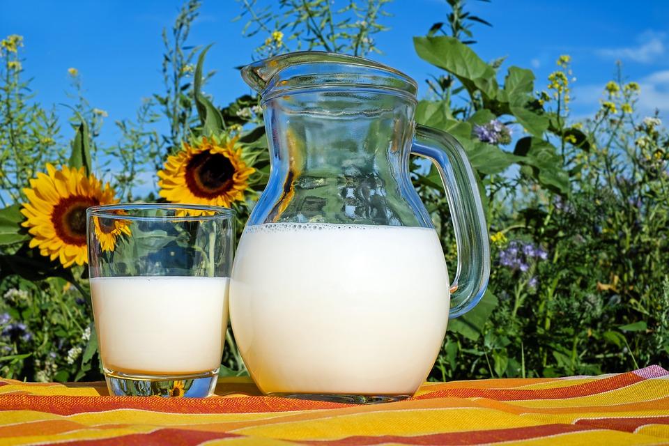 Sonhar com leite azedo