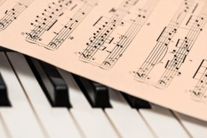 Sonhar com música