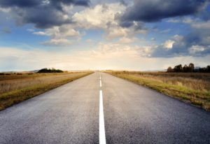 sonhar com asfalto
