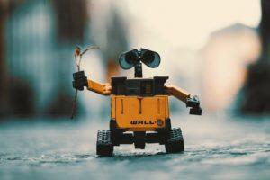 Sonhar com robô