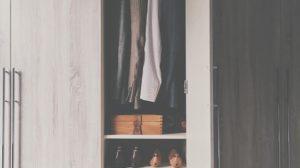 Sonhar com guarda roupa