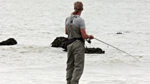 Sonhar que está pescando peixe