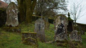 Sonhar com cemitério