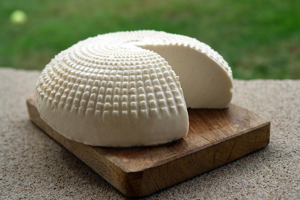 Sonhar com queijo branco