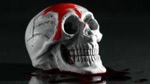 Sonhar com sangue na cabeça