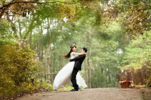 Sonhar com alguém casando
