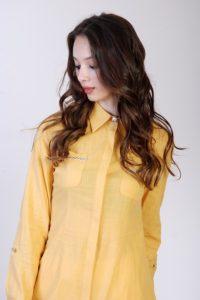 Sonhar com blusa amarela