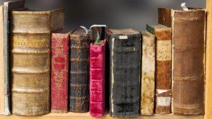 Sonhar com livros