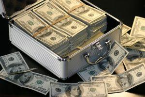 Sonhar com notas de dinheiro