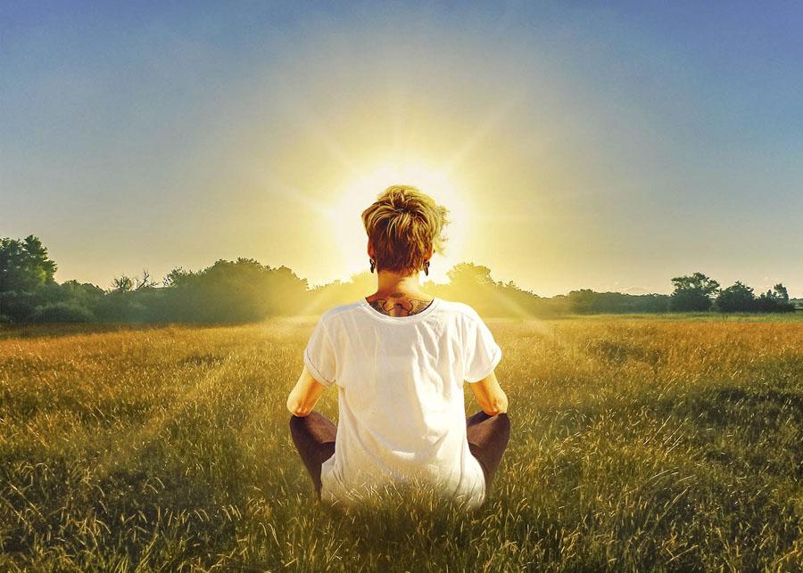 Meditação matinal