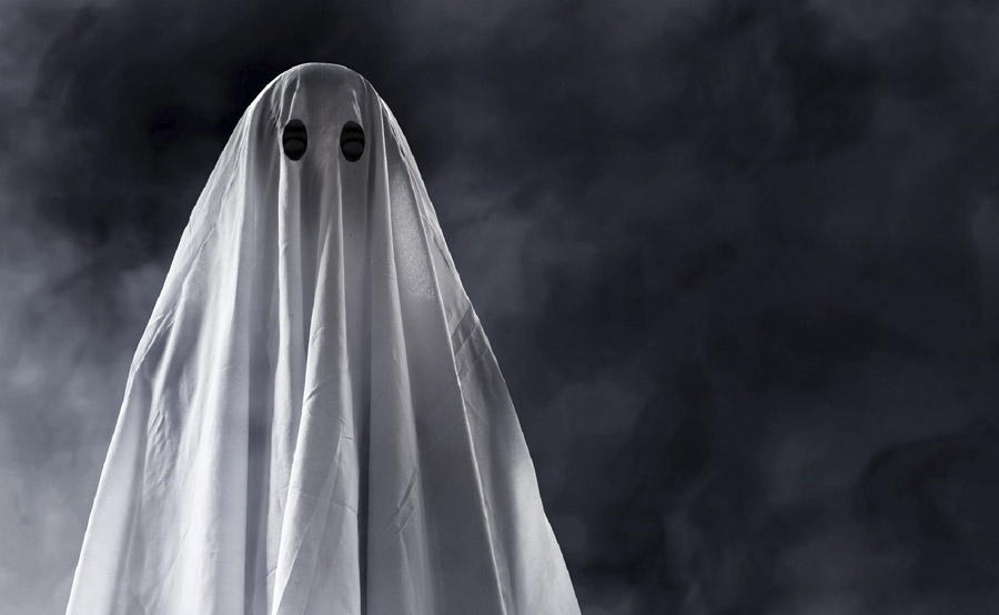 Por que os espíritos aparecem em fotos?