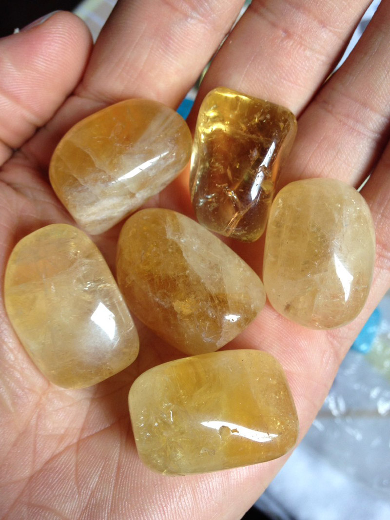 Pedra citrino