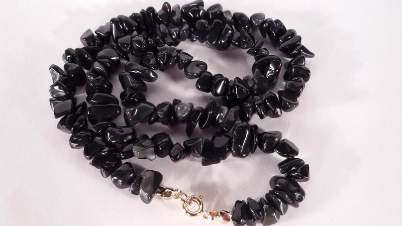 Pedra obsidiana
