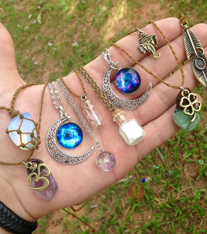 Pedras para amuletos da sorte